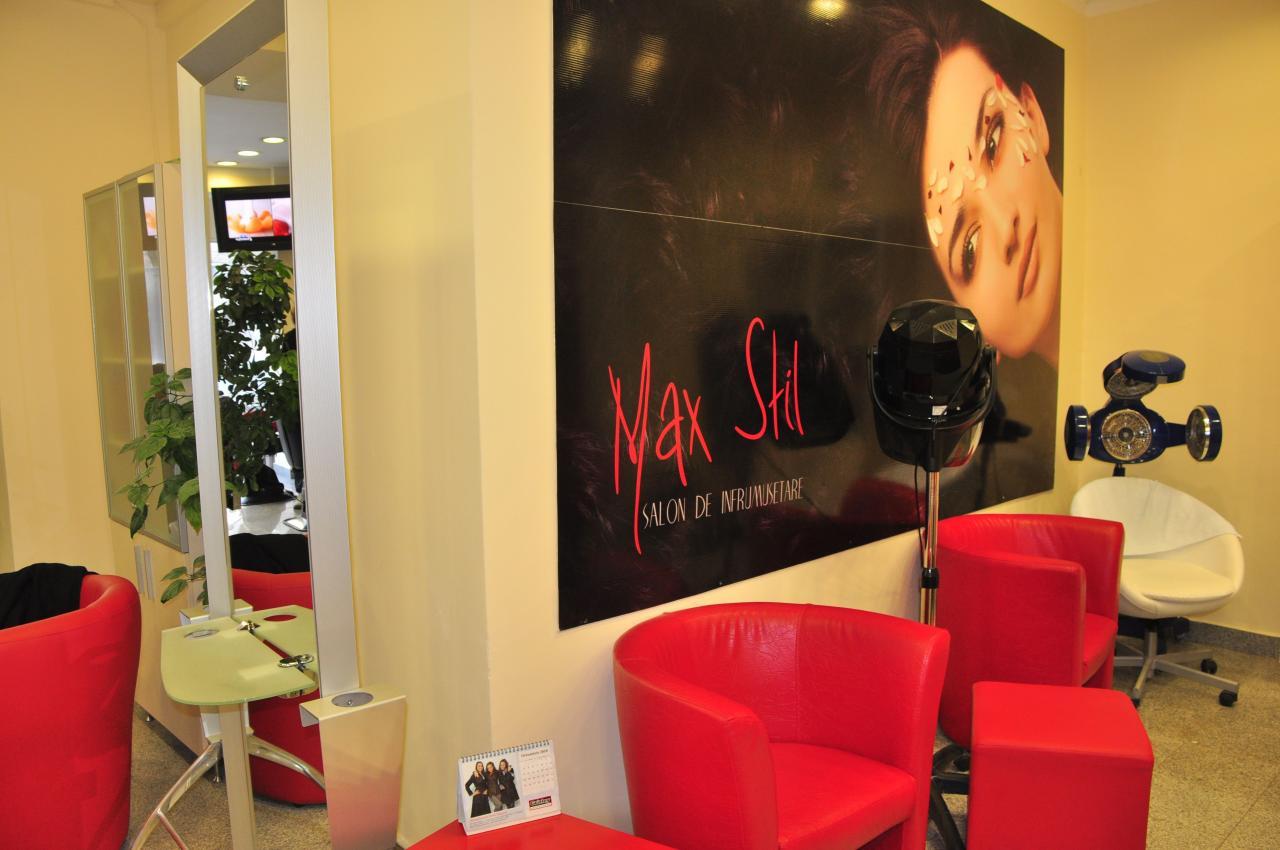 Salon Max Stil Salon Delfinului Din Bucuresti