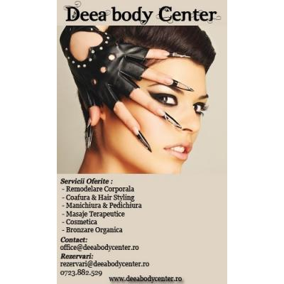 Salon Deea Body Center